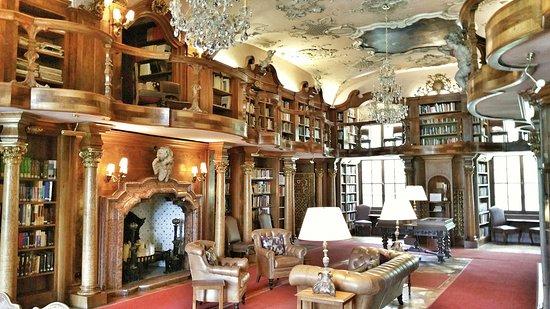 Bibliothek Salzburg