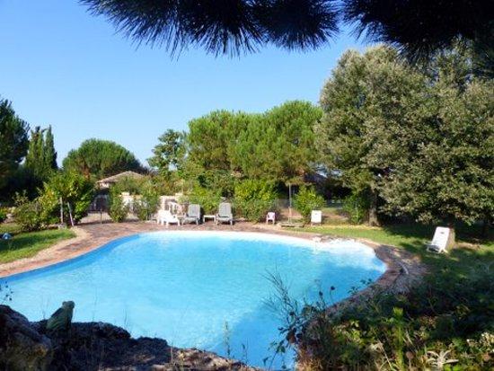 Monestier, Франция: la piscine