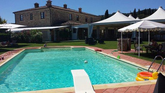 Torrita di Siena, إيطاليا: Hotel Rotelle