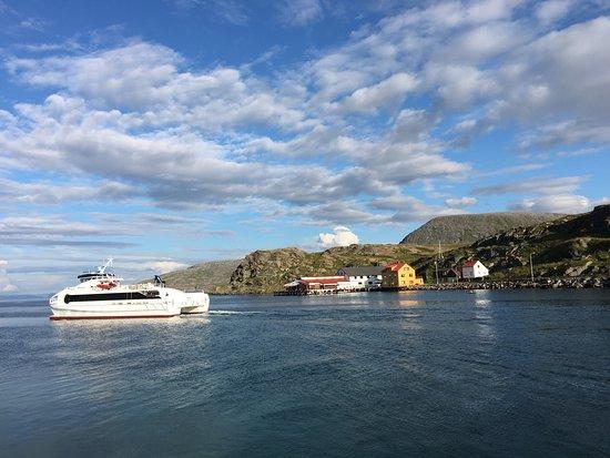 Havøysund, Norge: Havoysund Hotell & Rorbuer