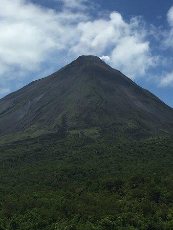 Santa Cruz, Costa Rica: Waterfall tour - volcanoes combo tour- Cloud Forwst Monteverde