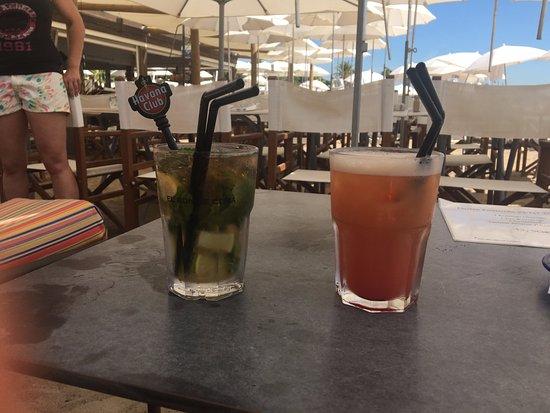 La Napoule, France : Cocktails