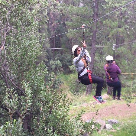 写真Cascada de las Animas枚