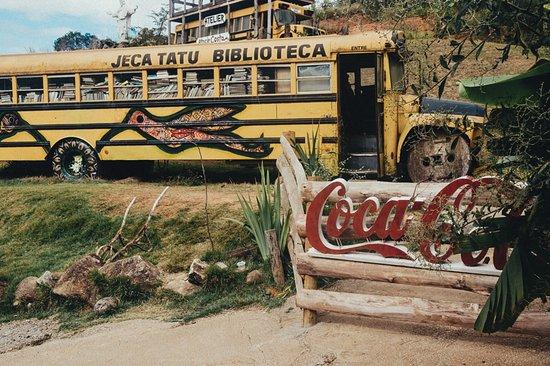 Itabirito, MG : Ônibus Escolar Americano