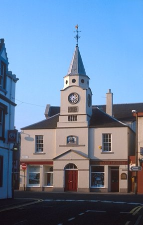 Stranraer, UK: Great little museum