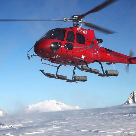 Greenland Copter