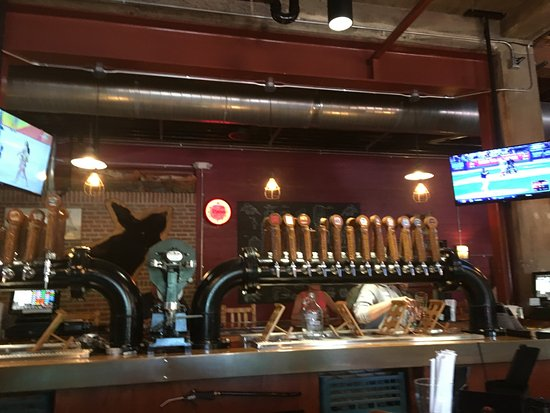 Osseo, WI: tap bar
