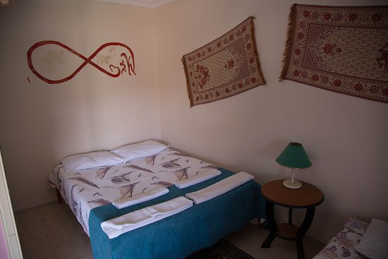 Cappa Cave Hostel: double room