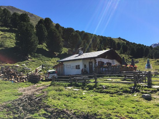 Solda, إيطاليا: La Malga dei Vitelli