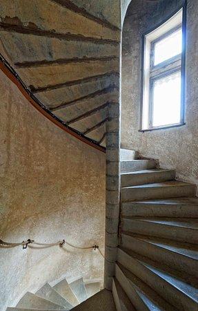 Chateau de Burnand : Moyen âge pur
