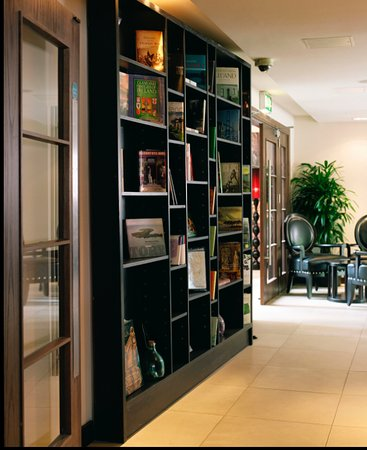 The Twelve Hotel: Library