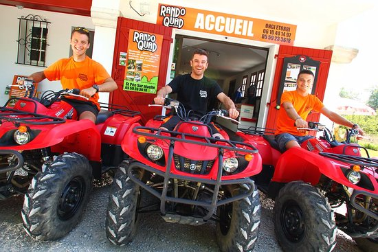 Rando Quad Pays Basque