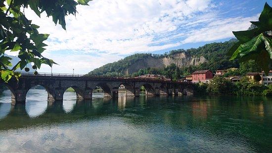 Ponte vecchio - Ponte Azzone Visconti