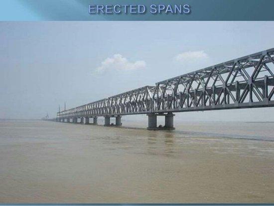 Munger bridge