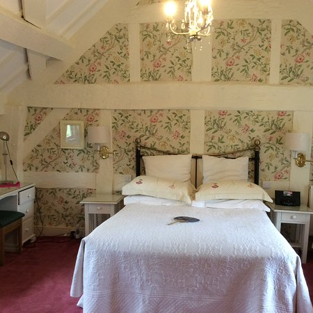Lowe Farm B&B: Honeymoon suite