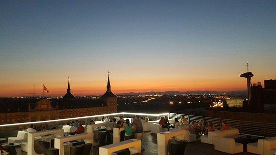 Terraza De Poniente Madrid Gaztambide Restaurant