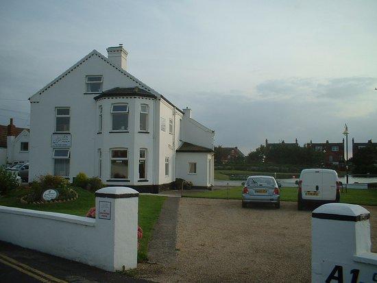 Colours Guest House front view