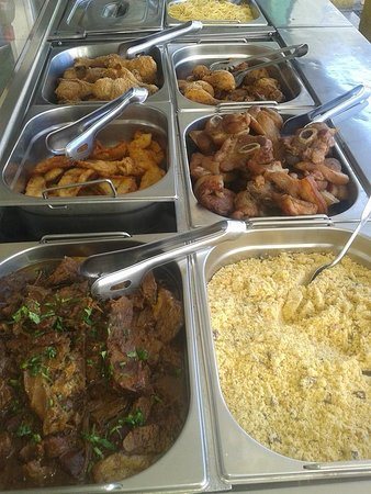 Duque de Caxias, RJ: fotos do buffet