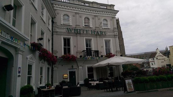 The White Hart Hotel, Eatery & Coffee House: External 1
