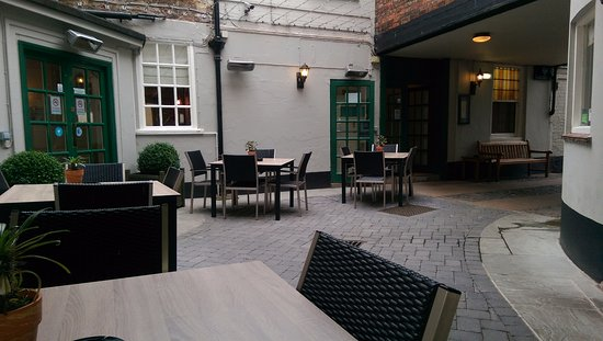 The White Hart Hotel, Eatery & Coffee House: External 2