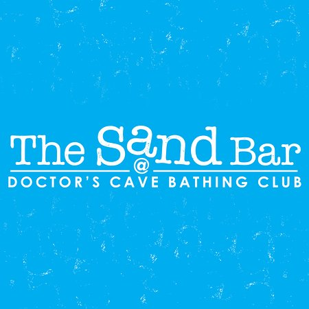 The Sand Bar at Doctor's Cave Bathing Club