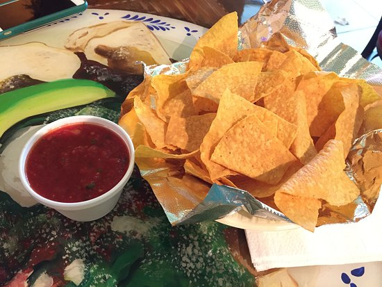 La Tienda Latina: Chips and Salsa