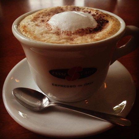 Stanfordville, NY: Cappuccino