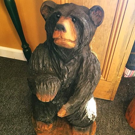 Stanfordville, NY: Bear By Woodland Creations