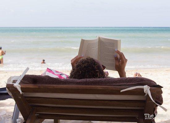 Priory, Jamajka: Relax on the beach and chill
