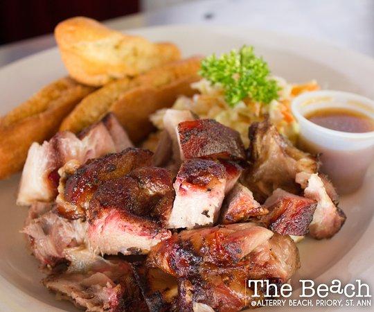 Priory, Jamaica: let's dine on the beach