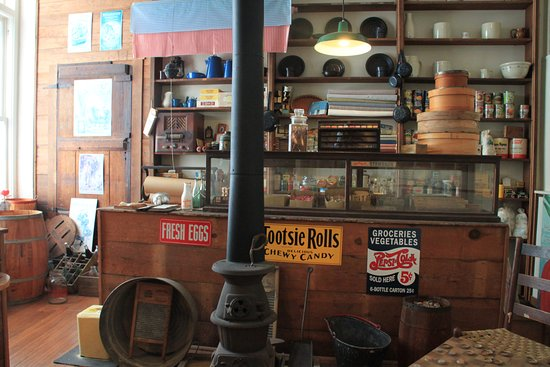 Mount Airy, Carolina del Nord: A General Store When Pepsi Was 5 cents a Bottle