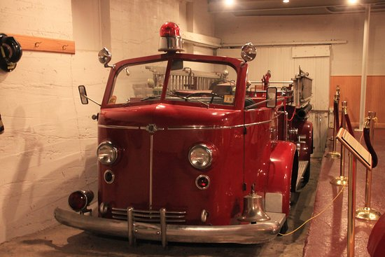 Mount Airy, Carolina del Norte: A Later Apparatus, Now Retired