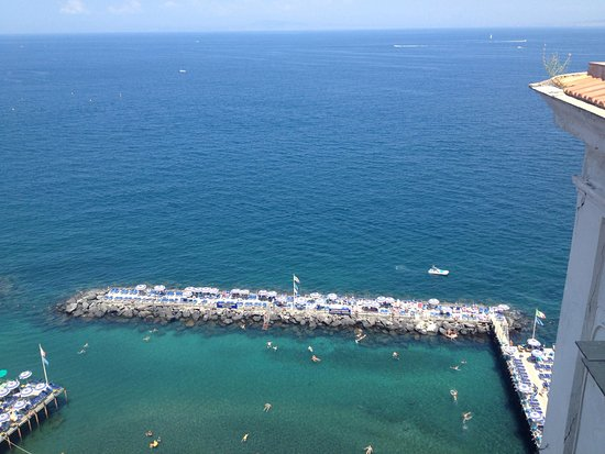 Imperial Hotel Tramontano : Amazing views!