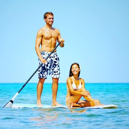 California Paddle Board Tours