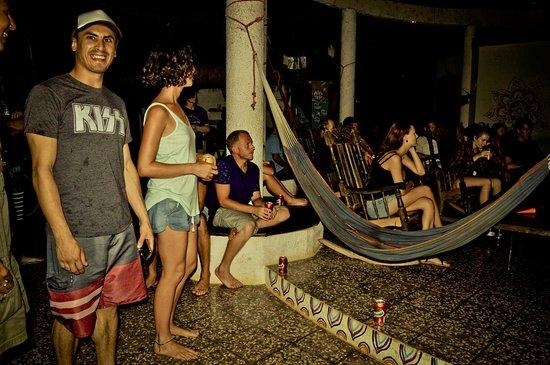Pura Vida Hostel: Conciertos en el Rancho