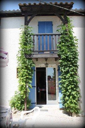 Gîtes la Grange du Cheval Blanc : Un des gîte