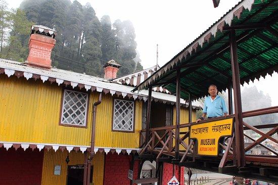 Darjeeling Himalayan Railway Ghoom Museum