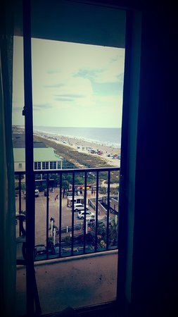 Surfside Beach Resort: Ocean view room