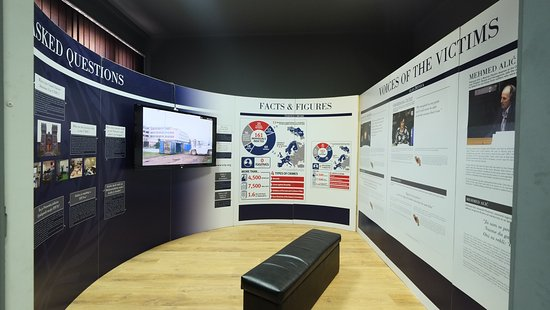 Museum of crimes against humanity and genocide 1992-1995