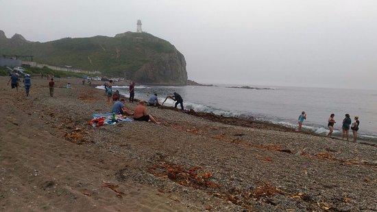 Dalnegorsk, Russia: маяк в тумане