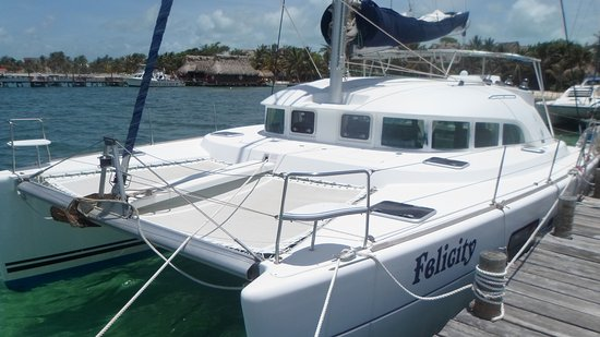 Felicity Sailing