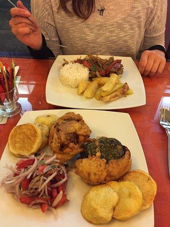 Puerto Peru Restaurant And Pizzeria