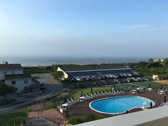 "Beachcomber Resort At Montauk : View from ""Studio Upper"" room category."