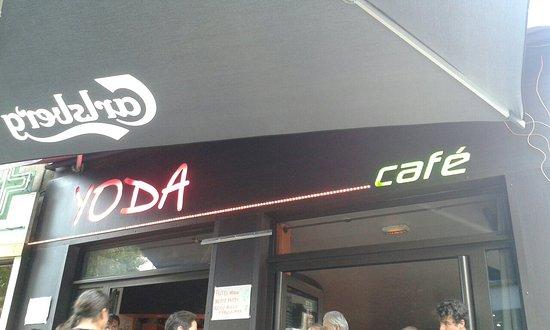 cafe yoda millau restaurant avis num ro de t l phone photos tripadvisor. Black Bedroom Furniture Sets. Home Design Ideas