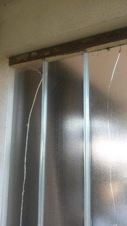 Hotel Arkada : Cambiare vetro?