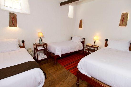 Triple Room at El Balcon