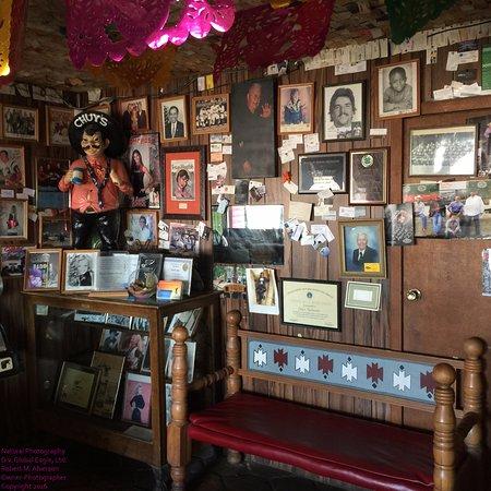 Van Horn, TX: Lots of History at Chuy's