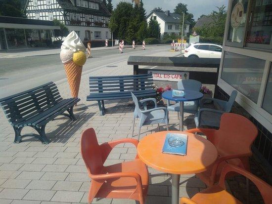 Eiscafe Dolomiti Olsberg