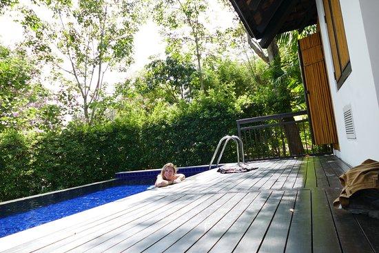 Chambre avec piscine priv e photo de the vijitt resort phuket rawai tripadvisor - Hotel avec piscine privee dans la chambre ...
