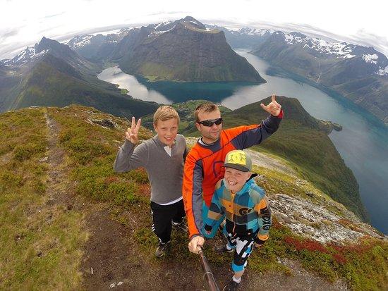 Bilde fra Ørsta
